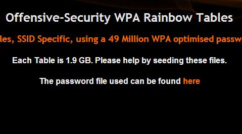 dictionnaire mot de passe wpa