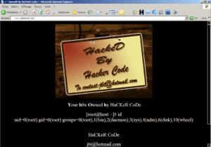 Maroc_Web_Hacked