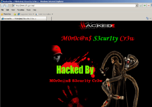 Dfc.gov.ma_Hacked