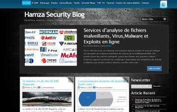 Nouveau Site Hamza.ma