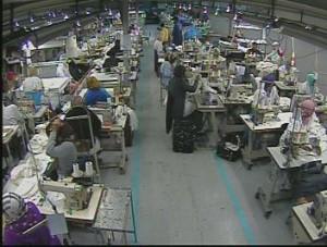 camera usine